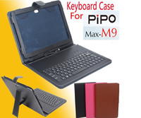 7'' For Apple For Ipad 2/3 Keyboard cases cover for pipo m9 tablet pc 10.1 inch keyboard stand the cases covers