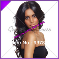 Wig,Half Wig Human Hair Black Freeshipping 100% Malaysian Virgin human Hair Lace front wigs for black women bleached knots can be dyed
