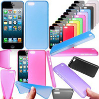 For Apple iPhone promotonal - Promotonal iPhone6 plus Super Thin Slim Matte Frosted Transparent Clear Soft PP Cover Case for iPhone S S C Galaxy S5 S3 S4 Note