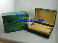 Wholesale luxury Mens For Watch Box Original Inner Outer Woman s Watches Boxes Men Wristwatch