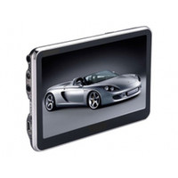 Wholesale 5 quot Touch Screen Car GPS Navigation Sat Nav M GB with Free latest Maps