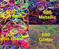 Cheap 8-11 Years rainbow loom refill Best Multicolor Rubber rainbow loom band