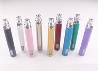 Cheap 1100mah ego LCD battery Best Non-Adjustable  ego t lcd battery