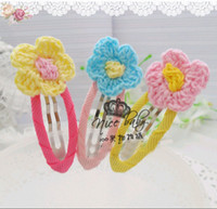 Children's chain link fence - NIce Baby Children s hair accessories Hand Chain Link Fence BB folder BP003