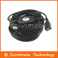Wholesale USB Active Repeater Extension Cable Mbp M FT