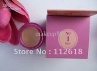 Wholesale HOT brand Brightening Camouflage For Eyes Face CONCEALER G with Spoon different colors free gift