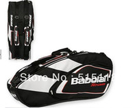 Wholesale New brand tennis racket bags badminton shoulder bag Tennis Racket Bag big bags cs of racket in this bags