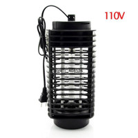 Wholesale 4pcs New V Electric Mosquito Bug Zapper Killer Lantern Fly Catcher Flying Insect Patio TK1054
