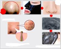 Wholesale Facial Minerals Conk Nose Blackhead Remover Mask Pore Cleanser Black Head Pore Strip