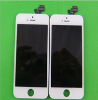 Wholesale For iPhone G LCD screen Display Touch Screen digitizer Frame replacement parts assembly Full set Original