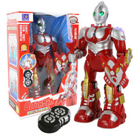 Boys age Movie & TV Story telling toy remote control robot ottoman child puzzle for birthday gift