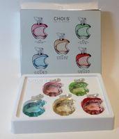 Female eau de toilette perfume - Shipping fashion apple mini fragrance ml gift set of perfume