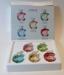 Wholesale Shipping fashion apple mini fragrance ml gift set of perfume