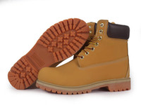 Wholesale New Fashion Brand more colors size Camping Land Boots Leather Waterproof unisex Hiking shoes belief14