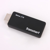 Wholesale 10 Tronsmart T1000 Miracast Dongle Better than Google Chromecast HDMI Wireless Display DLNA Ezcast Mirror2TV IPTV Android TV Stick