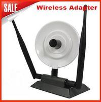 Wholesale Kasens N High Power USB WiFi Wireless Network Adapter Antenna WEP WPA Password Crack mW b g n Mbps