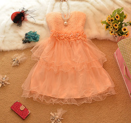 Wholesale 2014 Fashion Summer Bridesmaid Dress Strapless Bead Lace Wedding Dress Women Fashion Evening Party Dresses Cheap In Stock