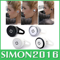 Wholesale Universal Smallest Mini Super Wireless Bluetooth Earphone Headset Handsfree For iPhone S C S Samsung Galaxy S5 Note3 S4 All Phones
