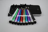Wholesale 10Pcs Baseball Bat Design Capacitive Stylus Pen Touch Screens Pen For Phone iPhone iPad SP