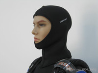 Wholesale Diving Hood Neoprene mm Neoprene Diving Cap For Swimming Winter Warm Swimming Cap Protect Your Head