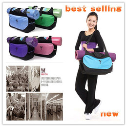 Wholesale Best Selling Multifunctional Clothes Yoga Mat Backpack Waterproof Yoga Bag Backpack Yoga Mat