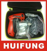 Wholesale KLOM Cordless Electric Lock Pick Gun Locksmith Tools Lock Pick Set Door Lock Opener