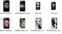 For Apple iPhone Plastic Yes 2014 Cheap wholesale sales grinding ghost maker and beast design mobile phone case for iphone 5 5s 5g