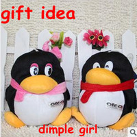Unisex 3-4 Years Video Games new with scarf bow discount penguin stuffed animal with big eyes plush soft toys baby boy girl girlfriend pillow cartoon.com