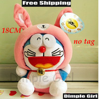 Unisex baby bunny video - cm Japanese Style Kawaii Cute Mini Doll Pink Rabbit Plush Toy Bunny Stuffed Animal For Baby Girl Birthday Gift