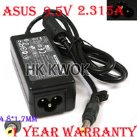 For ASUS hp netbook - 9 V A AC Adapter Charger For ASVS Eee PC Netbook SD Netbook mm