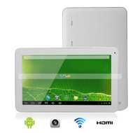 Wholesale 10 inches full of A20 dual core tablet computer HD g Android Tablet PC