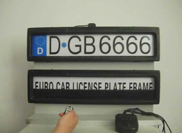 Wholesale Car license frame license plate frame car license plate frame license plate frame license plate frame