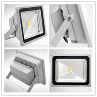 10W 20W 30W 50W led flood light - Top Sale Led Flood Light W W W W Warm white Cool white White Red Green Blue Yellow Landscape Floodlight Outdoor Lights