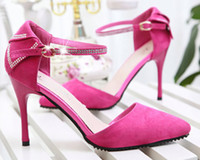 Cheap Hot selling Sparkling Girls Dress Shoes 2014 New Wedding Bridal Bridesmaid High Heels Party Prom Shoes