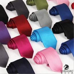 Wholesale Export Stock neck ties men s business casual wedding ceremony banquet monochrome twill neckties for men