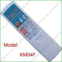 Wholesale pieces Replacement For Mitsubishi Split And Portable Air Conditioner Remote Control KM04F Air Conditioning Parts