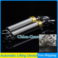 Wholesale 1 Pair Adjustable Automatic Car Trunk Lid Lifting Gas Spring Device Remote Control Open the Trunk