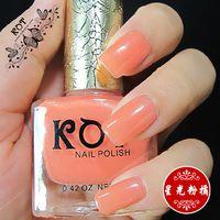 Wholesale Multicolor Nail Polish Genuine KOT Nail Polish Nail Art Decoration Tips ml Colors