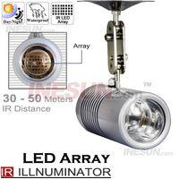 Wholesale Security CCTV Array Water Proof IR Columnar Illuminator m IR Distance