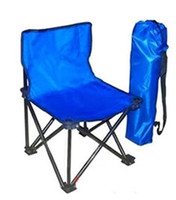 Wholesale Portable Fishing camping BBQ Garden beach foldable Chair leisure occasional folding chair