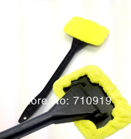 US $5.16 / piece auto windshield wipers - T20132a MaxPower V8 Windshield Clean Fast Easy Shine Car Auto Wiper Cleaner Glass Window Brush New Microfiber