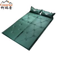 Wholesale Kerui Pu automatic inflatable mattress inflatable outdoor moisture pad thick cushions large outdoor tent sleeping pad