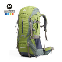 Wholesale Mai Lushi outdoor climbing bag men and women outdoor mountaineering backpack large capacity outdoor equipment Backpack L60L