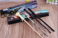 Wholesale Best price Harry potter wand Harry Hermione Voldemort Dumbledore Ron wand