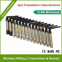 Wholesale LLFA1650 G Wireless DMX Signal Controller DMX Transmitter or DMX512 Receiver For Stage Par Light