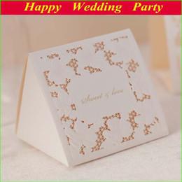 Wholesale Elegant Flower Embosses Wedding Gift Boxes New Lace Candy Boxes Wedding Favor Decoration