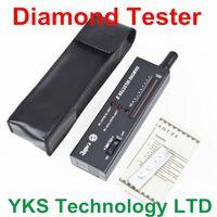 Wholesale New arrival Gems Diamond Gemstone Tester Selector Tool LED Audio F New