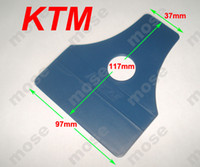 Tablet PC  bars plastic protector - 10cm Blue Plastic Doctor Knife Bar Blade Screen Protector Protective Film Scraper Blade Tools Wallpaper Scraper For Tablet PC