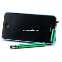 Wholesale 5pcs Stylus Touch MM CAP Pen for For Samsung Galaxy Tab Tab2 P3100 P5100 With Retail Package