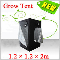 Wholesale 1 x1 x2 meter Hydroponic Grow Tent Reflective Mylar Window Cabinet Hut